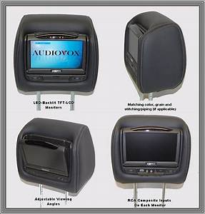 Invision Dvd Headrest Wiring Diagram Chevy Impala Ss 2008
