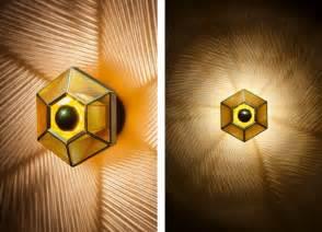 tom dixon s dazzling geometric cell lights shine like