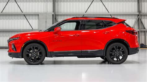 2019 Chevrolet Blazer Interior Review