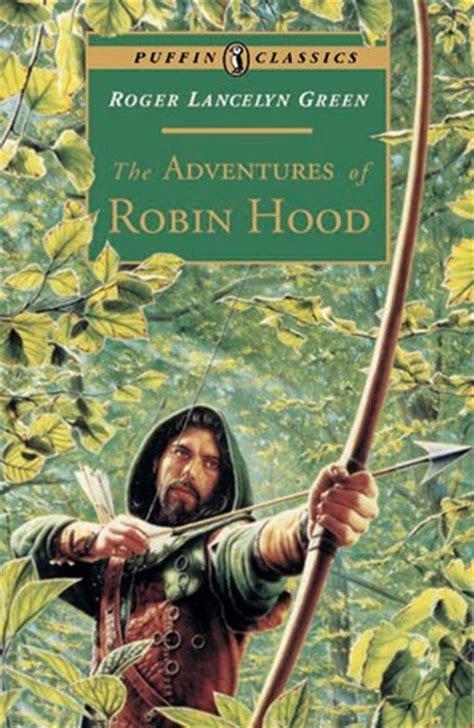 adventures  robin hood  roger lancelyn green
