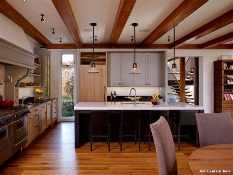 ilot cuisine bois ilot cuisine bois de maison ilot centrale cuisine u2013