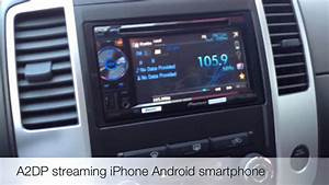 Pioneer Avh-2400bt Nissan Xterra Radio Conversion Los Angeles  Ca