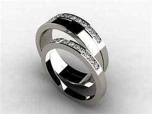 unavailable listing on etsy With titanium diamond wedding rings