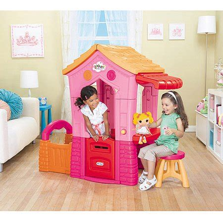 Lalaloopsy House - tikes lalaloopsy playhouse with exclusive doll