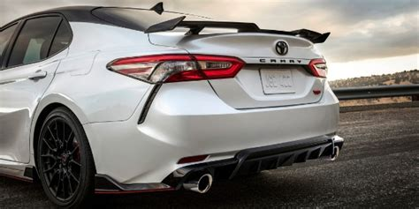 toyota camry trd trim level release date  design specs
