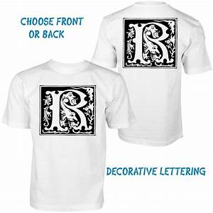 decorative vinyl lettering r cotton t shirt custom made With custom vinyl lettering for shirts