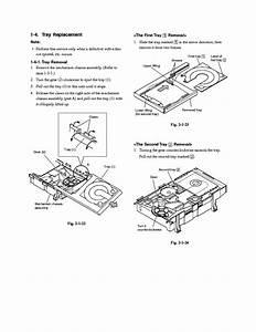 Toshiba Dual Tray Replecament Guide Service Manual