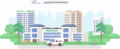 Community Meditech Dedicated Animation Education