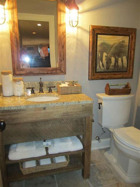 homemade sink cabinet bathroom pinterest