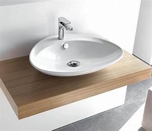 Plan Vasque Bois : salle de bain italienne design par artceram dites oui au style ~ Teatrodelosmanantiales.com Idées de Décoration