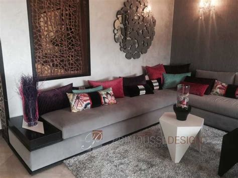 canapé orientale les 25 meilleures idées de la catégorie salon marocain