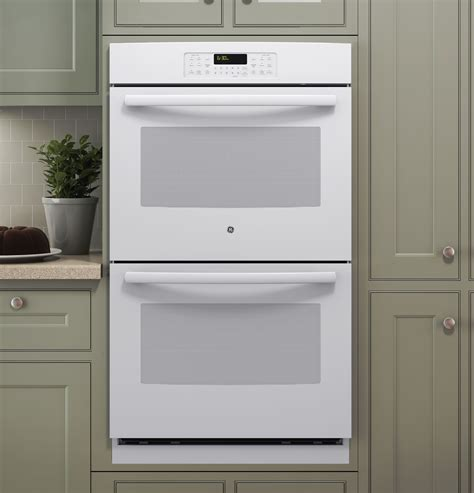 ge  built  double wall oven jtdfww ge appliances
