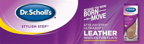 Not valid on previous purchases. Amazon.com: Dr. Scholl's Ultrasoft Leather Insoles for ...