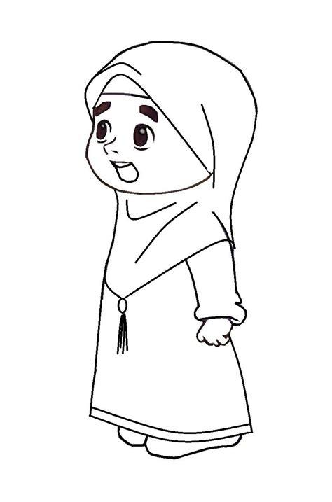 kumpulan gambar kartun muslimah dokter kantor meme