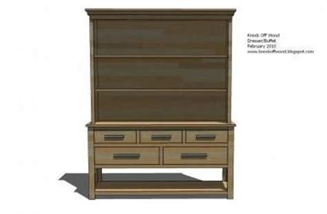 buffet hutch plans woodworking plans buffet hutch woodworking projects plans