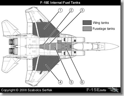 f 15e info strike eagle reference and resources f 15e info internal fuel system