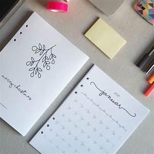 Kalender Selber Basteln Ideen : ringkalendereinlagen 2017 zum kostenlosen selbst ausdrucken kalender kalender einlagen ~ Orissabook.com Haus und Dekorationen