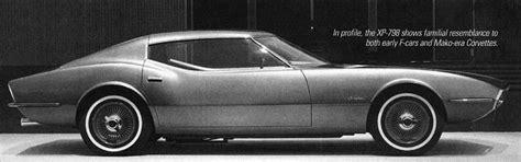 1966 Pontiac Scorpion XP-798 Show Car SvR B&W.jpg (900×282 ...