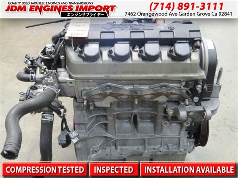 Honda Civic Vtec Engine Replacement For