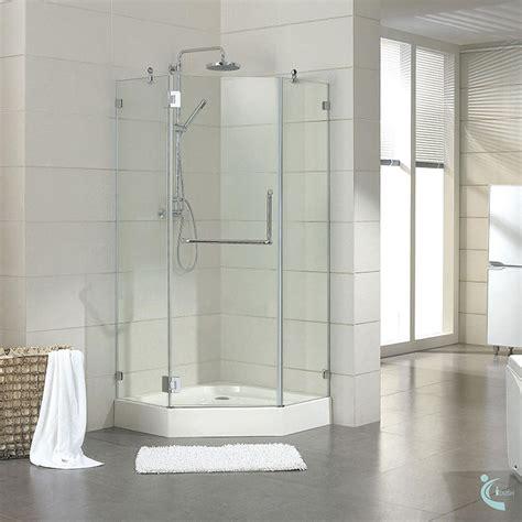 neo angle shower پارتیشن حمام