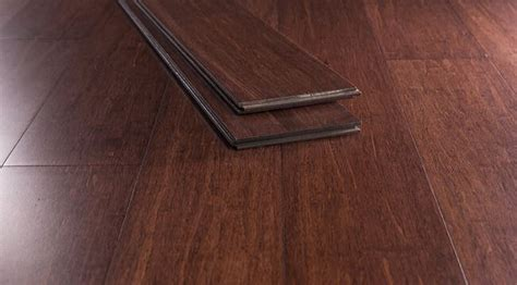 buy bamboo flooring espresso wide plank solid strand bamboo floor