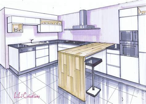 modele de cuisine simple cuisine le de elise fossoux