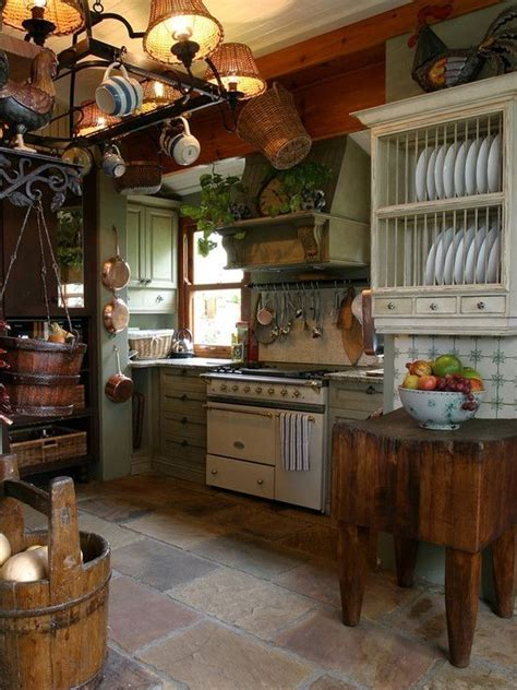 rustic cottage kitchens 212 best images about rustic country farmhouse kitchens 2044