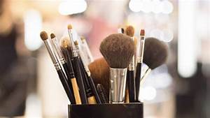 You Should Be Cleaning Your Makeup Brushes More Often Than