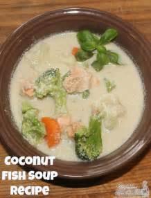 Coconut Fish Soup Recipe