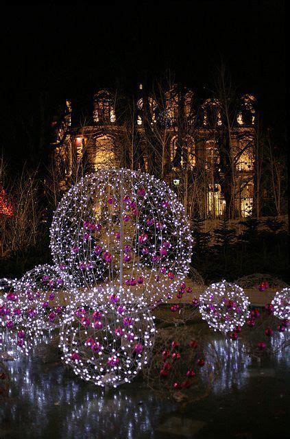 Weihnachtsdeko Garten Lichter by Diy Deko Ideen Zu Weihnachten Den Garten Gestalten