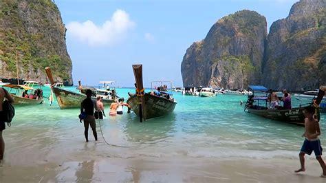 Koh Phi Phi Islands Review Dji Osmo 4k Krabi Thailand
