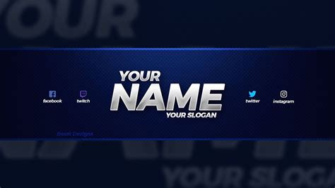 Descargar Youtube Banner Template by Cool Youtube Banners 2048x1152 Www Imagenesmy