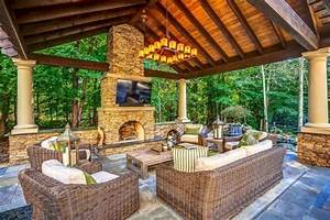 10, Outdoor, Living, Rooms, On, A, Budget, Home, Design