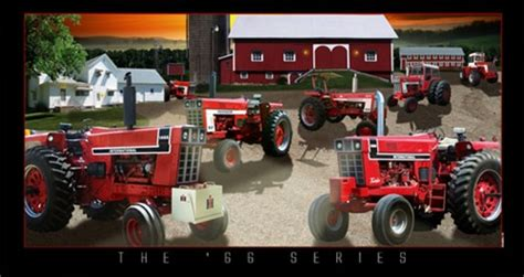 international harvester  series lighted picture