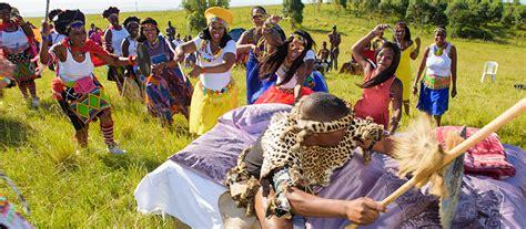 traditional zulu wedding  khanyisani  celiwe