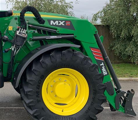 CHILTON MX T412 HYDRAULIC SELF LEVELING FRONT LOADER TO ...