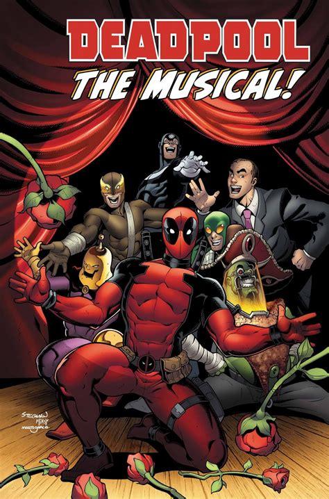 deadpool marvel comic comics classic reprinting musical believer january true