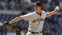 Former San Francisco Giants pitcher Randy Johnson elected ...