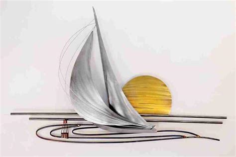 Sailboat Wall Decor Metal by Tips How To Decorate With Wall