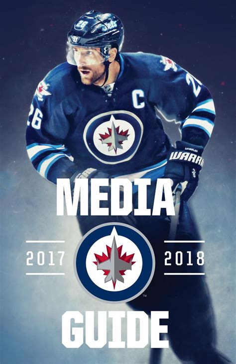 winnipeg jets media guide  winnipeg jets issuu