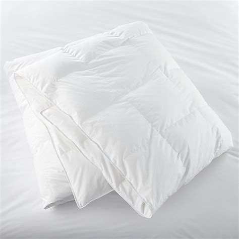 what is a duvet insert classic king duvet insert crate and barrel