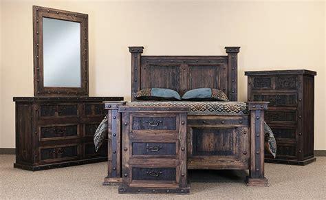 Rustic Bedroom Set, Rustic Bedroom Furniture Set, Wood
