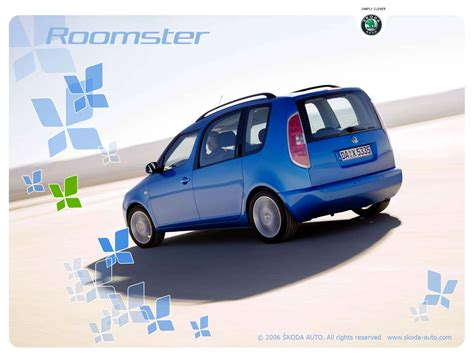 2003 Skoda Roomster Concept 50 Images Hd Car Wallpaper