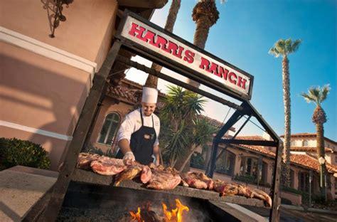 harris ranch inn restaurant  remote  worth  journey