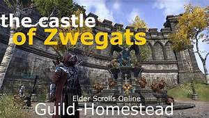 Guild Castle | Gildenburg - ESO Homestead - DieZwegats ...