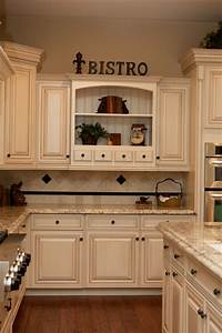 kitchen cabinets pictures Bruno - Mediterranean - Kitchen - Orange County - by Kitchen Cabinets And Beyond