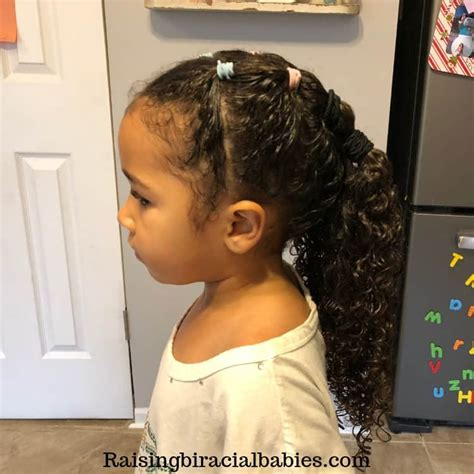 Biracial Hairstyles by Mixed Hairstyles A Easy Style For Biracial