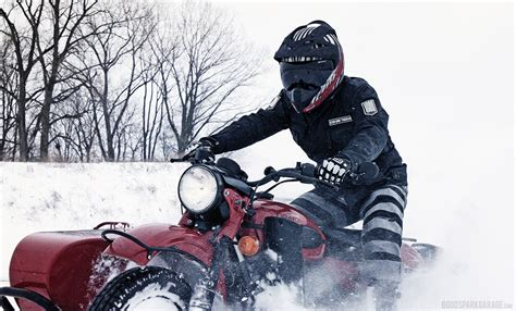 Motorcycle Gear : Icon Motorcycle Gear Review