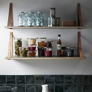 Deco etagere cuisine cuisine rglisse par les plus for Deco etagere cuisine