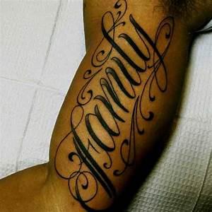 Tattoo Ideen Familie : 45 herzerw rmende familie tattoos designs und ideen ~ Frokenaadalensverden.com Haus und Dekorationen